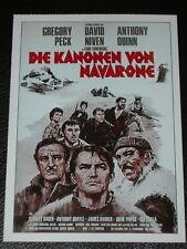 Filmkarte - Cinema - Navarone 1 - Die Kanonen von Navarone