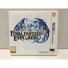 Final Fantasy Explorers Nintendo 3DS Pal