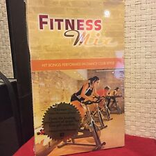 Fitness Mix Volume 1 & 2 C Full Length CDs 90 Minutes of Music New Free Shipping