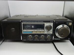 Panasonic DR 31 Band Receiver Model  : RF 3100LBE