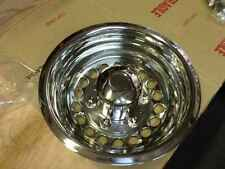 "SPRINTER VAN 16"" ONE REAR WHEEL SIMULATOR WHEEL COVER HUB CAP STAINLESS LINER"