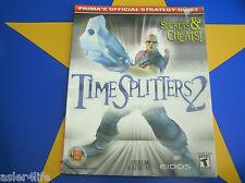 TIMESPLITTERS 2 - STRATEGY GUIDE
