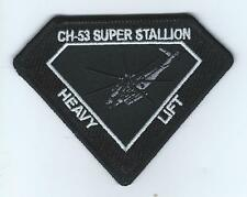 "VMM-265 CH-53 SUPER STALLION  ""HEAVY LIFT"" patch"