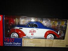Auto World Lincoln Zeypher Pepsi Cola 1937 1/18