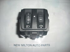 RENAULT SCENIC & MEGANE 2000-08 HEADLIGHT HEIGHT LEVEL ADJUSTMENT & DASH SWITCH