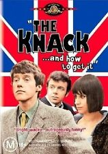 THE KNACK AND HOW TO GET IT - DVD R4