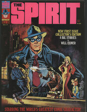 The SPIRIT #1, Magazine, 1974, Warren