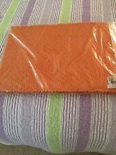 Brand New Orange Placemats 6