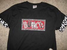 Bunco T Shirt Large Handmade Hanes black nwt