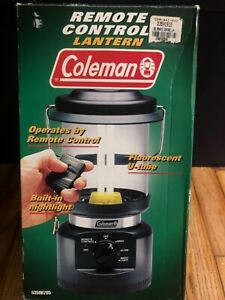 Flashlight lamp Coleman Lantern Camping light Outdoor Emergency  remote control