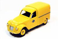 1/43 Dinky Toys Citroen 2CV Fourgonnette Postale Ref 560