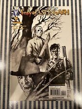 Wildstorm Freddy vs Jason vs Ash 4 * 2nd Print * 2008 *