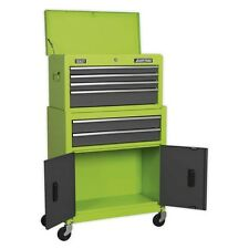 Sealey Pro Top Chest Tool Storage TOOLCHEST Roll Cab Cabinet AP2200BBHV