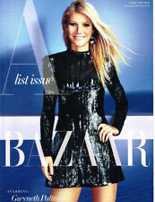 February Monthly Harper's Bazaar Magazines