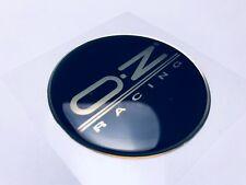 1 pcs. OZ Racing Gold Logo 3D Domed Sticker. 60mm diameter.