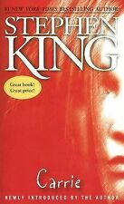 Carrie by Stephen King (2005, Paperback, Unabridged)