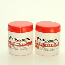 Resina de Acabado Superficial CarbonCoat™ 250gr