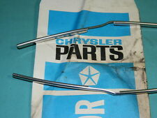 NOS Mopar 1969 Dodge Polara 2 Door Edge Accessory Kit