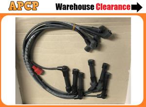 Spark Plug Ignition Leads Suits Nissan Maxima J30 89-94 3.0L V6 *Brand New*