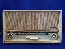 Vintage Grundig 98 U Tube Radio Germany SEE PICS & DESCRIPTION