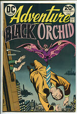 Adventure Comics #430 - The Anger of Black Orchid! - 1973 (Grade 6.0)