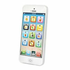 Baby Toy Phone 12-18 Months, Toddler Toys Age 1-3, Baby Girl Boy Toys, White