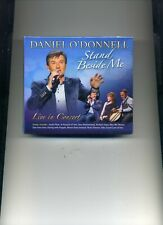 DANIEL O'DONNELL - STAND BESIDE ME - 2 CDS & 1 DVD - NEW!!