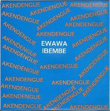 "AKENDENGUE & ORCH. ZAKUNA ""EWAWA"" AFRICAN 70'S SP NTYE 10.002"