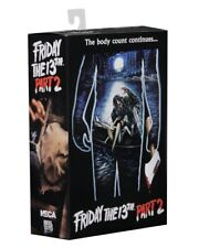 """Friday the 13th Part 2 - Jason Ultimate 7"""" Action Figure-NEC39719"""