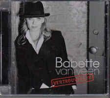Babette Van Veen-Vertrouwelijk cd album sealed