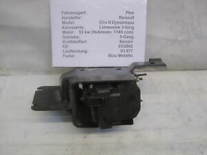Renault Clio II Dynamique 1,2 55 Kw Bj. 2002 ABS Hydraulikblock 0265216872