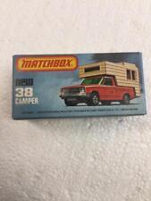 1979 Matchbox Camper