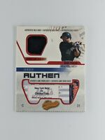 2003 Fleer Authentix Mike Piazza Game Worn Jersey Relic New York Mets Vs Cubs