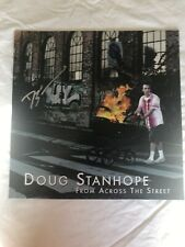 Doug Stanhope From Across The Street Vinyl LP Autographed