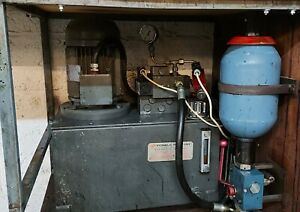 Hydraulic Power Pack, Vickers, 138bar