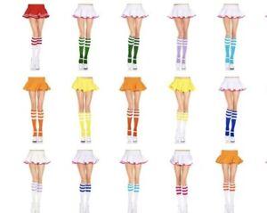 WOMEN, MEN, TEENAGERS, 3 STRIPES UNISEX KNEE HIGH, REFEREE SOCKS (84)
