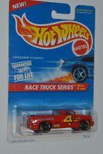 1995 Hot Wheels Dodge RAM 1500 Race Truck Series #380 1:64 Diecast Mint On Card