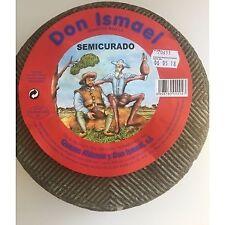 Queso semicurado de oveja vaca y cabra Don Ismael 3 kg.