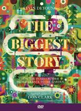THE BIGGEST STORY - DEYOUNG, KEVIN/ CLARK, DON (ILT) - NEW DVD