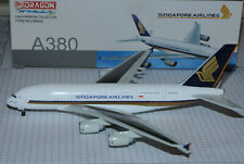 DRAGON WINGS 1/400 Airbus A380 SINGAPORE AIRLINES