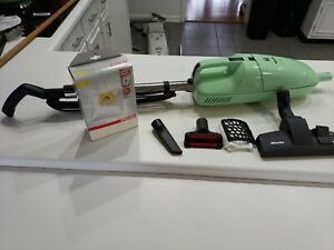 MIELE S143 Mini Upright Stick Vacuum and Bags filters attachments