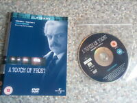 Dvd a touch of frost series 1 volume 2 disc only (187)