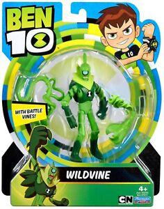 BEN 10 WILDVINE Action Figure Toy (12.5 cm.) 5 In. Original, New & Sealed