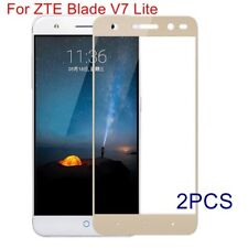 2Pcs Tempered Glass Screen Protector Film Guard Protection For ZTE Blade V7 Lite