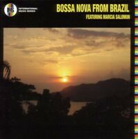 Marcia Salomon - Bossa Nova From Brazil [CD]