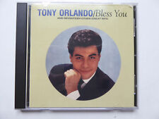 TONY ORLANDO * Bless You And Seventeen Other Greatest Hits * NM (CD)