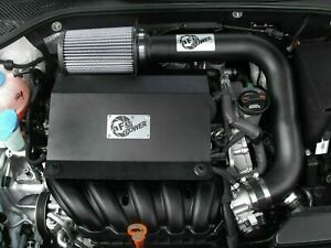 aFe Magnum Force Stage 2 Cold Air Intake CAI DRy S for VW Jetta Golf Passat 2.5L