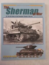 Concord - The Sherman at War, Volume 2: The US Army in the European Theater 7036