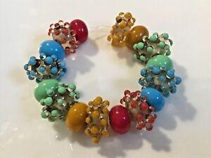 Beautiful set of lampwork glass beads