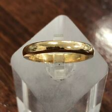 ESTATE - Vintage Ladies 22ct Wedding Ring - With Written Valuation